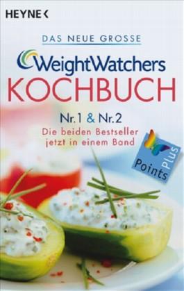 Das neue große Weight Watchers Kochbuch Nr. 1 & Nr. 2
