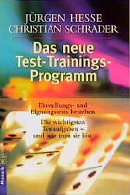 Das neue Testprogramm