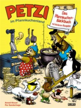 Das Pfannkuchen-Backbuch