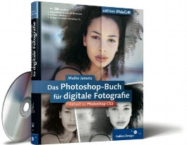 Das Photoshop-Buch für digitale Fotografie, m. DVD-ROM
