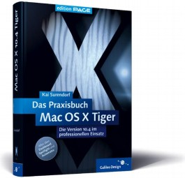 Das Praxisbuch Mac OS X Tiger