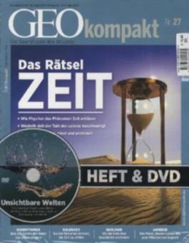 Das Rätsel Zeit, m. DVD