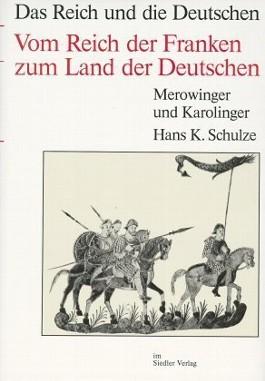 Vom Reich der Franken zum Land der Deutschen