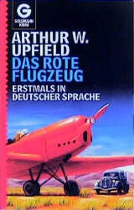Das rote Flugzeug