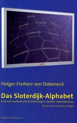 Das Sloterdijk-Alphabet