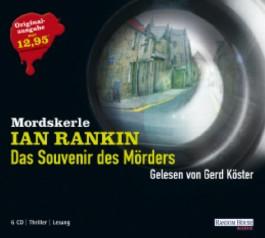 Das Souvenir des Mörders