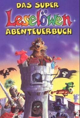 Das Super-Leselöwen-Abenteuerbuch