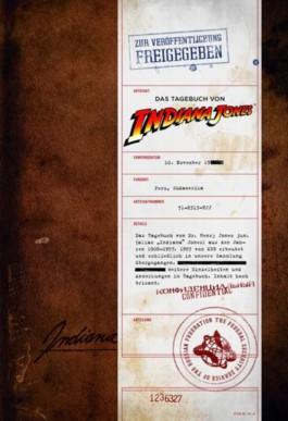Das Tagebuch von Indiana Jones