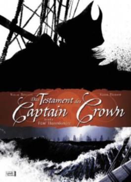 Das Testament des Captain Crown 01