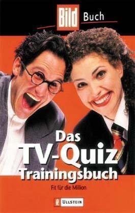 Das TV-Quiz-Trainingsbuch