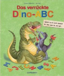 Das verrückte Dino-ABC