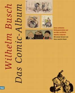 Das Wilhelm-Busch-Comic-Album