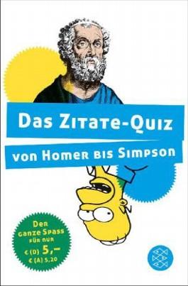 Das Zitate-Quiz von Homer bis Simpson