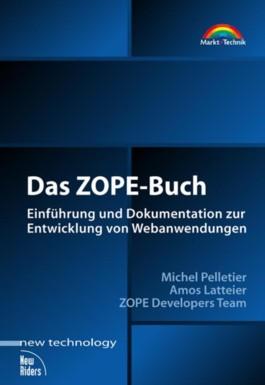Das ZOPE-Buch, m. CD-ROM