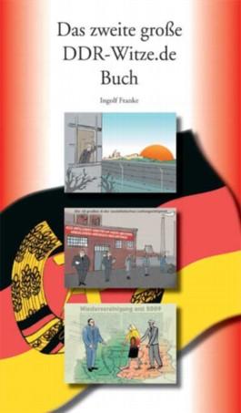 Das zweite große DDR-Witze.de Buch