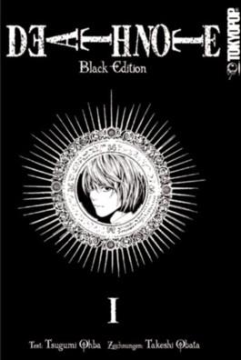 Death Note Black Edition 01