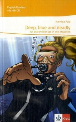 Deep, blue and deadly, m. Audio-CD