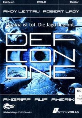 Defcon One - Angriff Auf Amerika, MP3-DVD