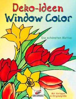 Deko-Ideen Window Color
