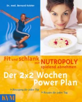 Der 2x2 Wochen Power Plan