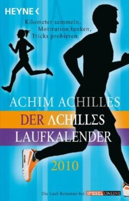 Der Achilles-Laufkalender 2010