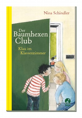 Der Baumhexen-Club - Klau im Klassenzimmer