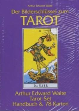 Der Bilderschlüssel zum Tarot (Set)