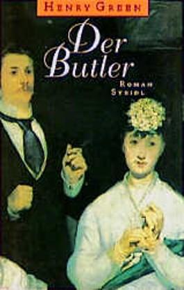 Der Butler. Großdruck.