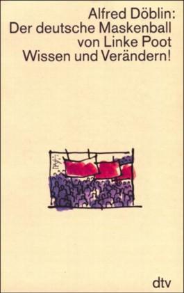Der deutsche Maskenball von Linke Poot. Wissen und Verändern!