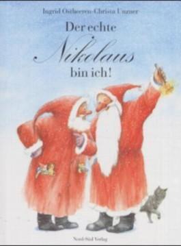 Der echte Nikolaus bin ich