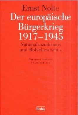 Der europäische Bürgerkrieg 1917-1945