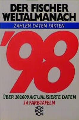 Der Fischer Weltalmanach 1998