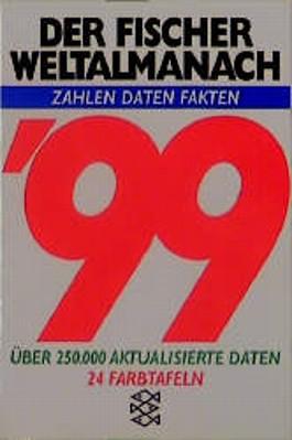 Der Fischer Weltalmanach 1999