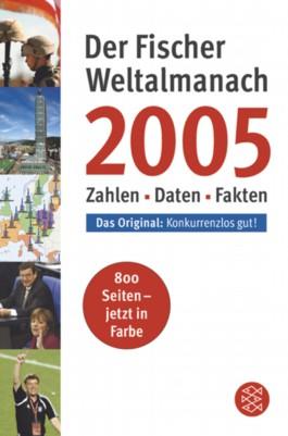 Der Fischer Weltalmanach 2005