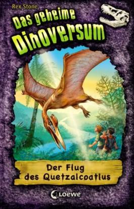Das geheime Dinoversum - Der Flug des Quetzalcoatlus