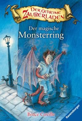 Der geheime Zauberladen - Der magische Monsterring