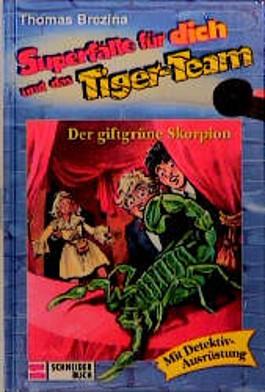 Der giftgrüne Skorpion