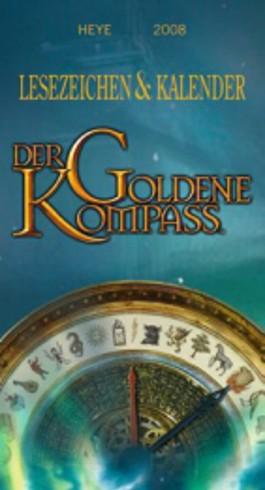 Der Goldene Kompaß, Lesezeichenkalender 2009