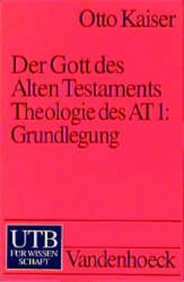 Der Gott Des Alten Testaments