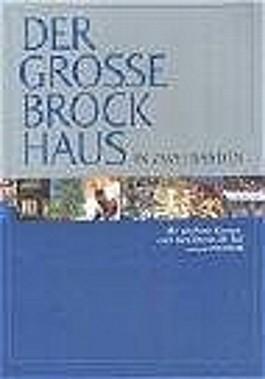 Der Grosse Brockhaus, 2 Bde.