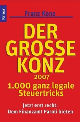 Der große Konz 2007