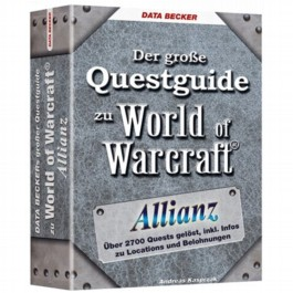 Der große Questguide zu World of Warcraft Allianz