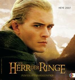 Der Herr der Ringe. Postkartenkalender 2007. (Kalender)