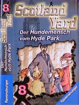 Der Hundemensch vom Hyde Park, 1 Cassette