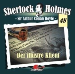 Der illustre Klient, 1 Audio-CD