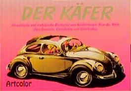 Der Käfer. 30 Postkarten /30 Postcards /30 Cartes Postales