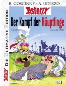 Asterix Band 4 - Der Kampf der Häuptlinge