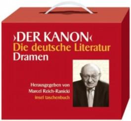 Der Kanon. Die deutsche Literatur. Dramen