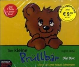 Der kleine Brüllbär - Die Box