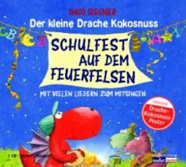 Der kleine Drache Koksnuss - Schulfest auf dem Feuerfelsen